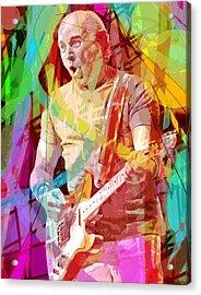 Jimmy Buffett The Pirate Acrylic Print