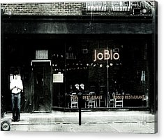 Joblo Acrylic Print by Reb Frost