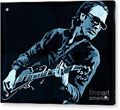 Joe Bonamassa - Different Shades Of Blue Acrylic Print