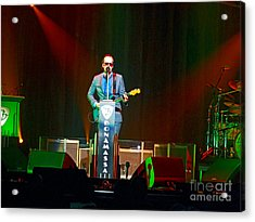 Joe Bonamassa - Live Performance In Eugene Oregon  Acrylic Print