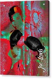 Joe Louis Collection Acrylic Print