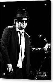John Belushi 1980 In Blues Brothers Acrylic Print