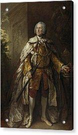 John Campbell 4th Duke Of Argyll Acrylic Print