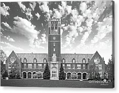 John Carroll University Administration Building Acrylic Print