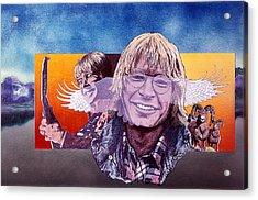 John Denver Acrylic Print