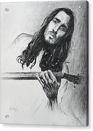 John Frusciante 1 Acrylic Print