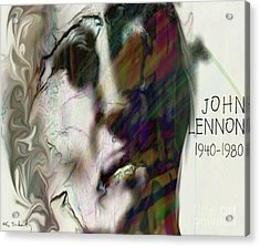 John Acrylic Print