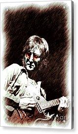 John  Imagine Acrylic Print