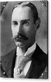 John Jacob Astor Iv 1864-1912 Acrylic Print by Everett