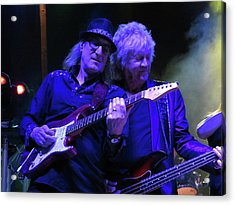 John Lodge At Fergs Acrylic Print