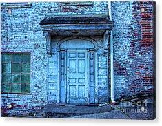 John Turl - Doorway To  Acrylic Print