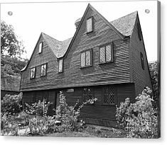 John Ward House, Salem, Massachusetts Acrylic Print