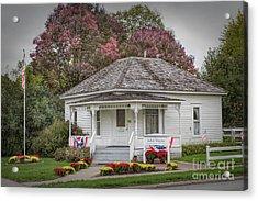 John Wayne Birthplace Acrylic Print