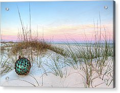 Acrylic Print featuring the photograph Johnson Beach by JC Findley