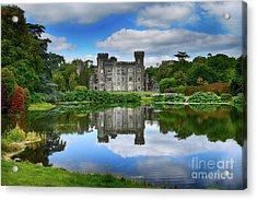 Johnstown Castle - Summer Time Acrylic Print
