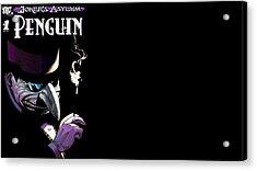 Joker's Asylum Acrylic Print