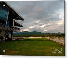 Jolly Grant Airport  Acrylic Print