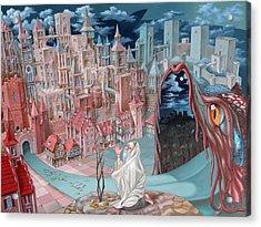 Jonah  Acrylic Print
