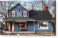 Jones Hardware, A Pequannock Legend Acrylic Print