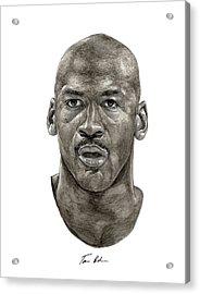 Jordan Acrylic Print