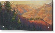 Joseph Canyon Acrylic Print