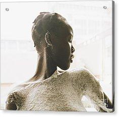 Acrylic Print featuring the photograph Josephine by Rebecca Harman
