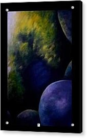 Journey 2 Acrylic Print by Carol Rashawnna Williams