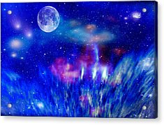 Journey Into The Universe Acrylic Print