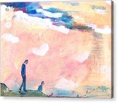 Journey Acrylic Print
