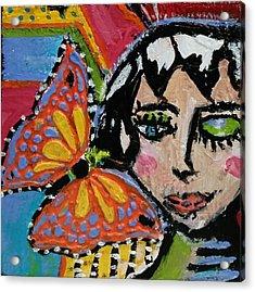 Joy - Vivid Vixen 10 Acrylic Print