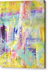 Joy In The Morning Acrylic Print