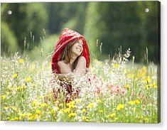 Joy Of Life Acrylic Print