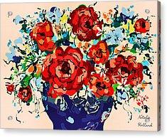 Joyful Delight Acrylic Print