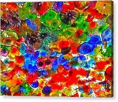 Joyous Sky Acrylic Print