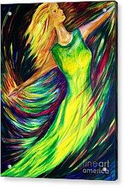 Joy's Dance Acrylic Print