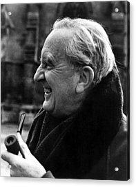 J.r.r. Tolkien, Circa 1981, Author Acrylic Print