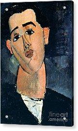 Juan Gris (1887-1927) Acrylic Print by Granger