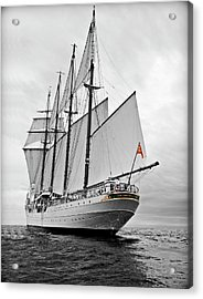 Juan Sebastian De Elcano In Its World Wild Travel Acrylic Print
