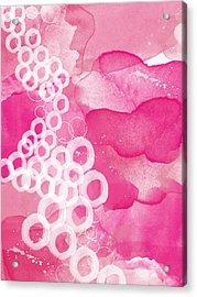 Jubilee- Abstract Art Acrylic Print