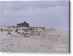 Judge's Shack Acrylic Print