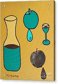 Juice Acrylic Print by Patrick J Murphy