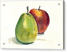 Juicy Fruit Acrylic Print