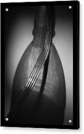 jul 18, 2016, Bottle And Shadow, Acrylic Print by Nayan Mipun
