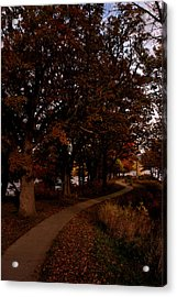 Julien Dubuque Monument Acrylic Print