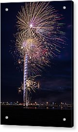 July 4th 2015 #1 Acrylic Print