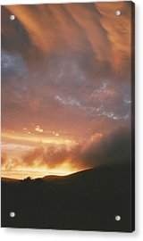 July Sunset Acrylic Print