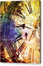 June 5 2010 Acrylic Print by Tara Turner