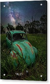 Acrylic Print featuring the photograph June Bug by Aaron J Groen