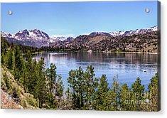 June Lake Acrylic Print