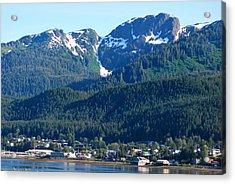 Juneau Acrylic Print